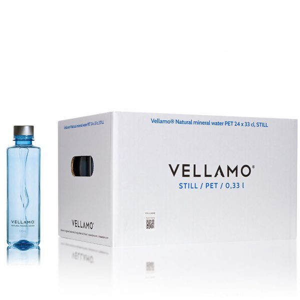Vellamo Sparkling Mineral Water